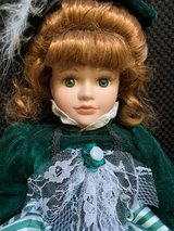 Artmark Collector's Porcelain Girl Doll in Chicago, Illinois