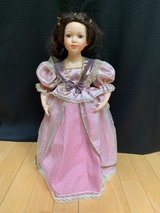 "Tuss Porcelain Victorian Doll 16 1/2 "" in Chicago, Illinois"