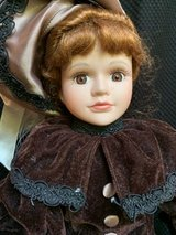 "Artmark Victorian Porcelain Doll-17"" in Chicago, Illinois"