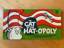 The Cat in the Hat-opoly in Aurora, Illinois