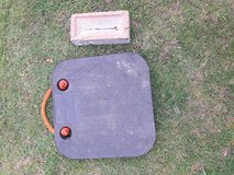 1 Dica outrigger pad for Hiabs, aerial lifts, digger derricks in Lakenheath, UK