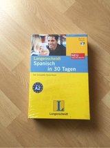 Spanish language course - new in Ramstein, Germany
