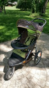 Stroller Baby Kids Trend Expedition Jogger Travel in Bolingbrook, Illinois
