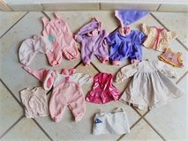 Doll clothes 14 pieces in Stuttgart, GE