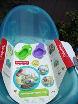 New Still Sealed Fisher Price Baby Bath With Toys in Alamogordo, New Mexico