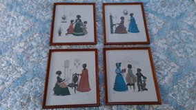 Phyllis Arnold victorian silhouettes (4) in Warner Robins, Georgia