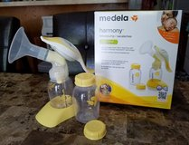 Medela Harmony Manual Breastpump in Clarksville, Tennessee