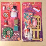 """My Life 18"""" Doll Accessory Packs Holiday & Ironing in Fairfield, California"""