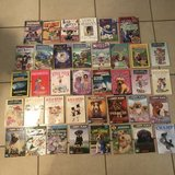 Large Lot of 56 Youth Chapter Books Boy & Girl EUC in Fairfield, California