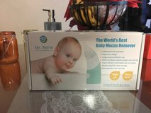 The worlds best baby mucus remover in Fairfield, California