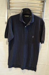 NWOT blue polo shirt in Wiesbaden, GE