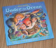 Miss Smith Under The Ocean Hard Cover Children's Book in Plainfield, Illinois