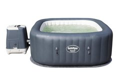 New SaluSpa Hawaii HydroJet Pro Inflatable Hot Tub - PARTS ONLY in Bolingbrook, Illinois