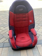 Booster seat in St. Charles, Illinois