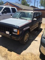 1988 JEEP Cherokee limited 4x4 in Alamogordo, New Mexico
