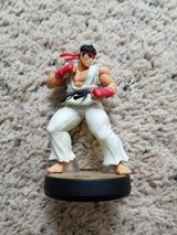 Ryu Amiibo Figure in Camp Lejeune, North Carolina