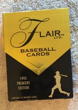 Flair Baseball Cards in St. Charles, Illinois