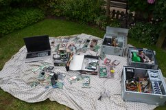 Loads of Computer parts, graphic cards, sound cards, ram, processors, laptop in Lakenheath, UK