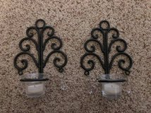 Candle Sconce Set in Travis AFB, California