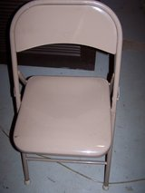 8 FOLDING CHAIRS in Glendale Heights, Illinois