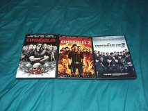 The Expendables Trilogy DVDs in Alamogordo, New Mexico