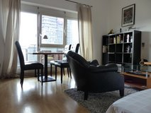 1 BR fully furnished flat at Milaneo Mall Stuttgart Downtown in Stuttgart, GE