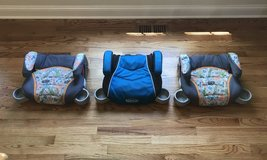 Graco Booster Car Seats - 2 For Sale in Orland Park, Illinois