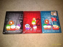 South Park Seasons 1-3 DVD in Ramstein, Germany