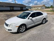 2008 FORD FUSION SE in Fort Polk, Louisiana