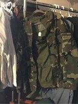 BDU apex jacket new condition in Fairfield, California