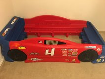 Twin Race Car Bed Frame in Fort Lewis, Washington