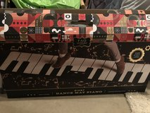 Giant Dance mat piano in Plainfield, Illinois