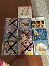 Kids cds ,  lullaby CDs and more in Fairfield, California