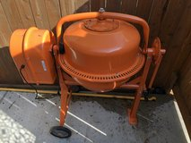 CEMENT MIXER (Central Machinery 3-1/2 cubic ft.) in Houston, Texas
