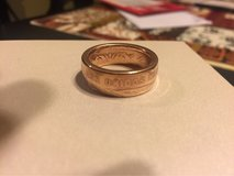 coin Rings Made to Order in Bartlett, Illinois