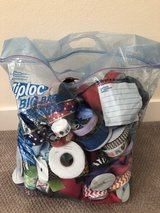 Huge Bag of Decorative Craft Grosgrain Ribbon 15 Pounds! in Houston, Texas