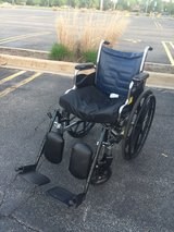 Invacare Tracer EX2 Wheel Chair in Bartlett, Illinois