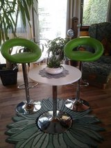 Designer Barstools und Table in Ramstein, Germany