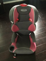 Graco AFFIX Highback Booster Seat with Latch System Car Seat in Glendale Heights, Illinois