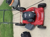 Lawnmower in The Woodlands, Texas