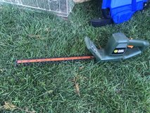 electric hedge trimmer in Travis AFB, California