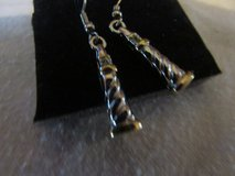 Lighthouse earrings in Naperville, Illinois