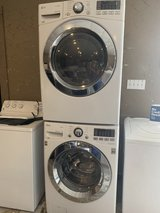 LG washer and dryer electric in Houston, Texas