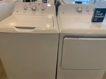 GE washer and dryer electric in Houston, Texas