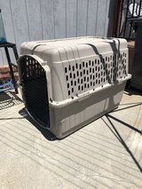 dog crate in Travis AFB, California