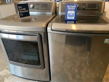 LG washer  dryer electric in Houston, Texas