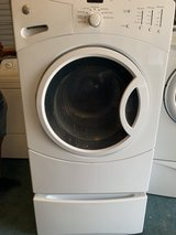GE front load washer in Houston, Texas
