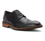 New 12.5 size men's Oxford Black shoes dress or casual wear lace up in Bartlett, Illinois