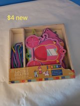Princess lacing toy in Fairfield, California