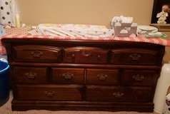 Vintage dresser. Moving need gone in Fort Leonard Wood, Missouri